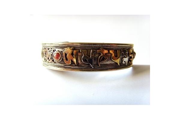 bracelet tibétain