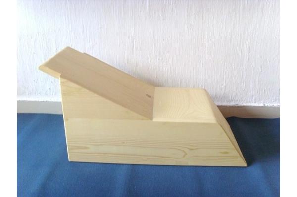 matériel Iyengar simhasana box