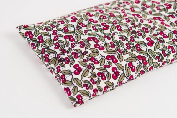 Eye-pillow en soie