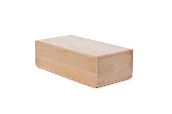 20 briques en bois massif