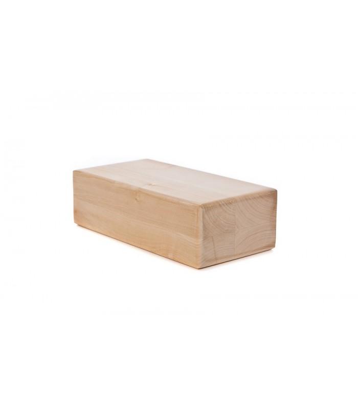 brique de yoga en bois massif pour centre de yoga. Black Bedroom Furniture Sets. Home Design Ideas