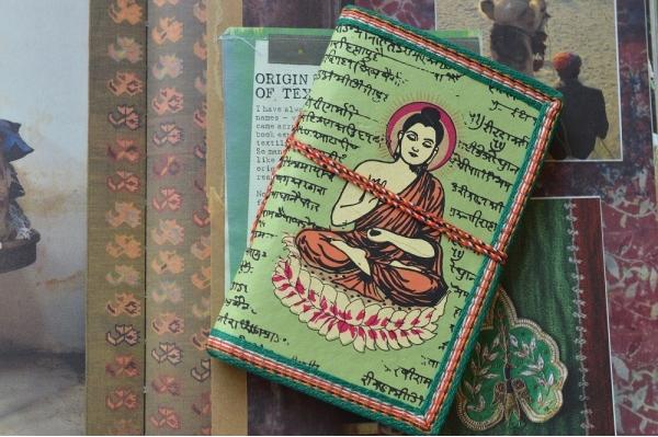 Carnet de notes Bouddha