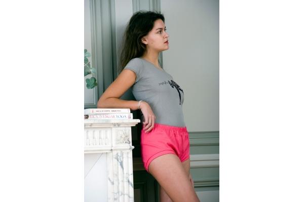 Pink short Jaya