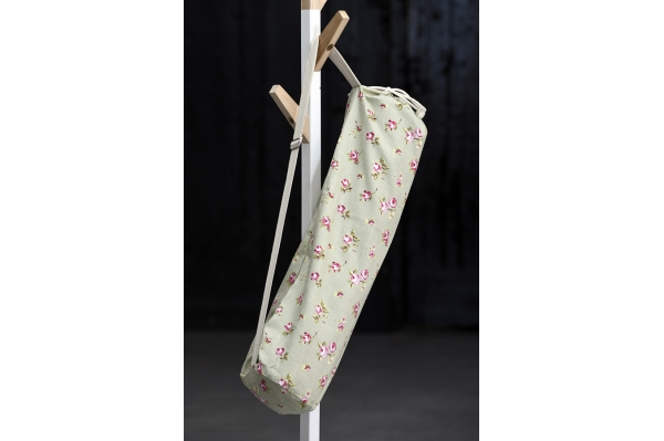 Yoga mat bag Emy pastel green