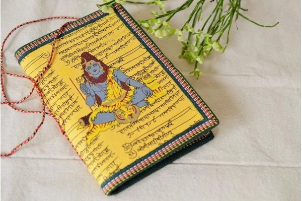 Carnet de notes Shiva