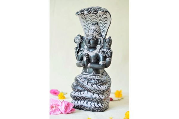 Patanjali sculpture
