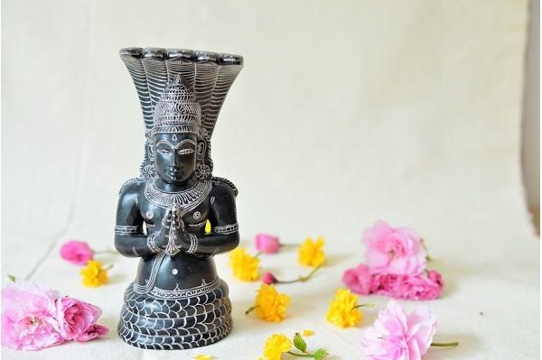 Sculpture Patanjali