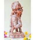 Sculpture de Krishna