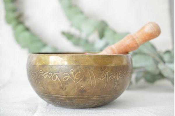 Singing bowl 4