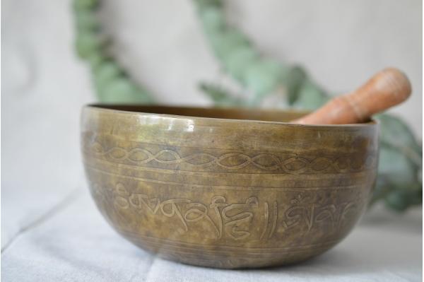 Singing bowl 7