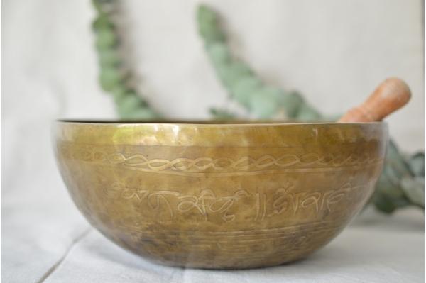 Singing bowl 8