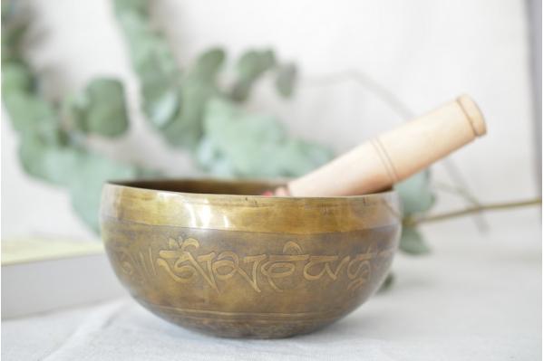 Singing bowl 10