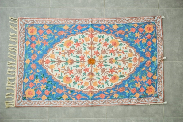 Silk carpet 5