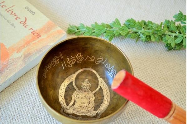 Singing bowl 15