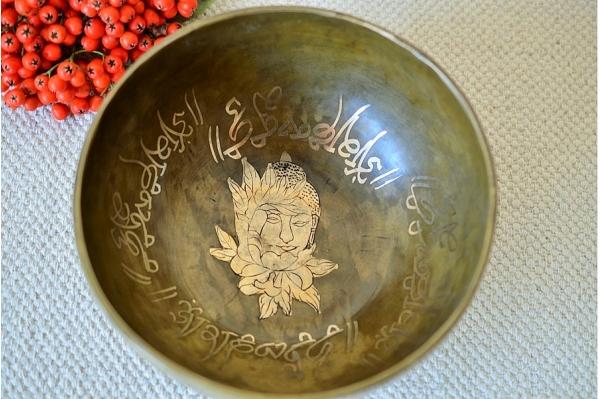 Singing bowl 13