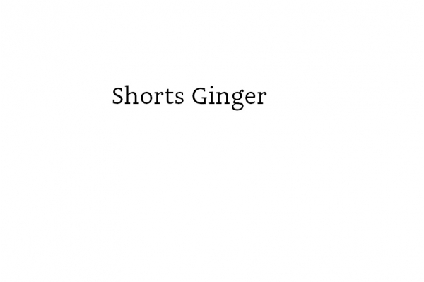 short ginger