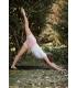 Pink yoga short