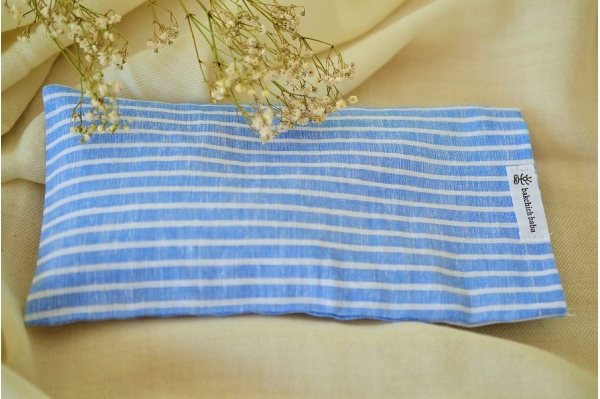 Eye-pillow en lin