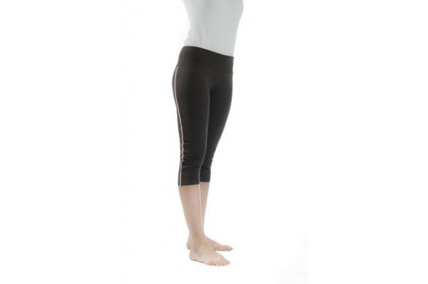 Leggings Yoga marron