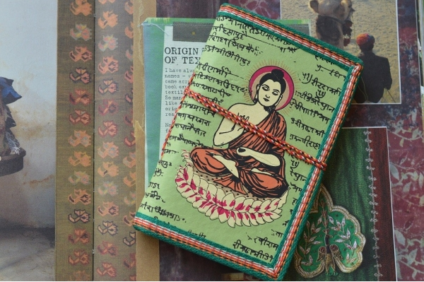 Notebook Bouddha