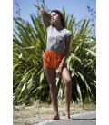 Short de Yoga orange