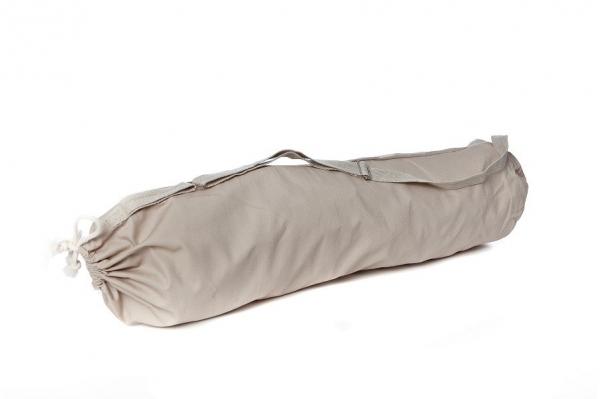 Yoga mat bag white